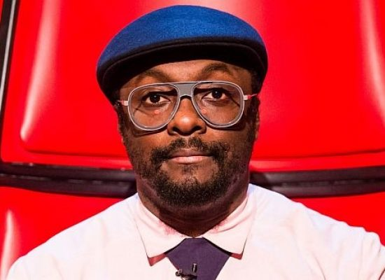 Will.i.am joins The Voice UK