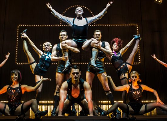 Will Young and Louise Redknapp prove life is still a Cabaret