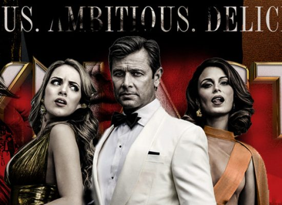 Dynasty reboot arrives on UK Netflix