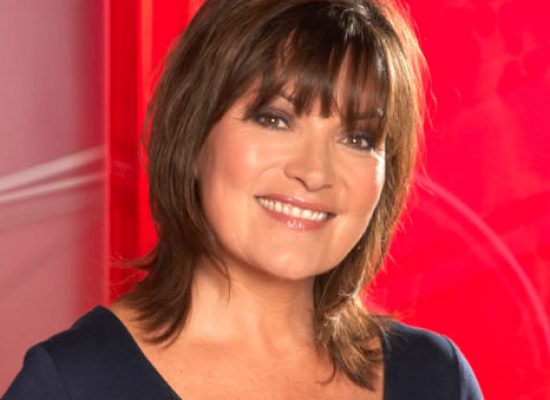 Lorraine Kelly pops into The Last Leg