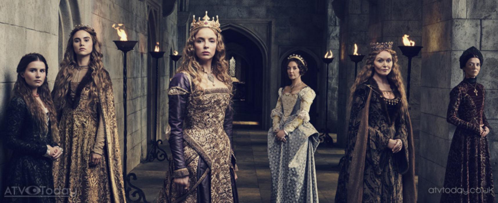 Starz serial The White Princess to air on UKTV channel Drama