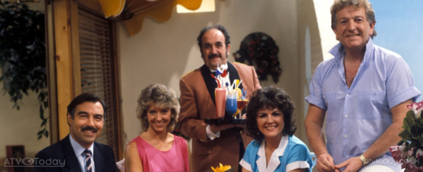 ITV3 to walk through classic comedy years