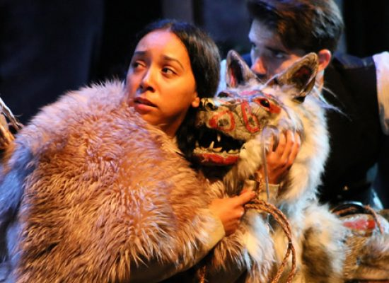 White Fang heads to the London stage