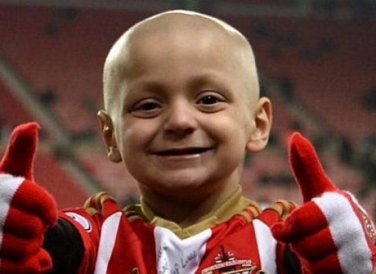 BBC Sports Personality gong show to posthumously celebrate Bradley Lowery