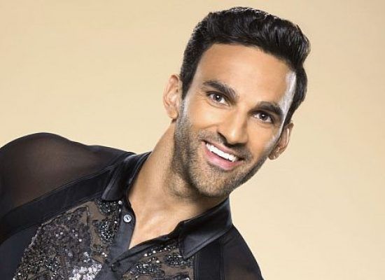 Davood Ghadami voted out of Strictly Come Dancing