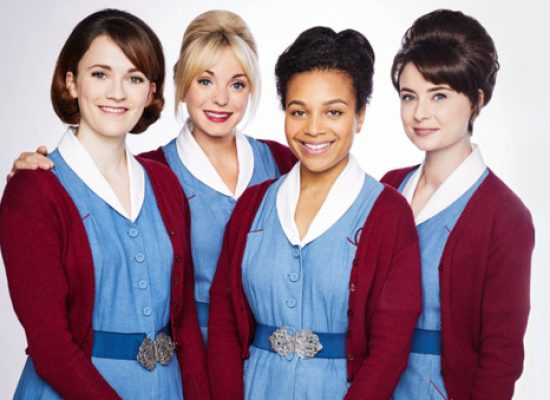 Call The Midwife returns to BBC One this weekend