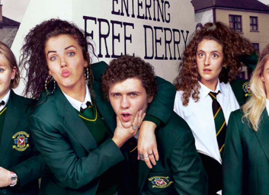 Channel 4 celebrate Derry Girls ratings success by commissioning second series