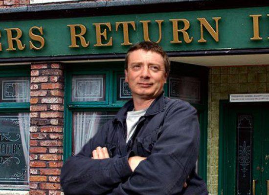 Sean Wilson to reprise Martin Platt role for Corrie
