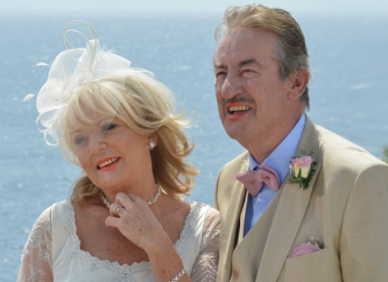 Benidorm is back with a wedding bang