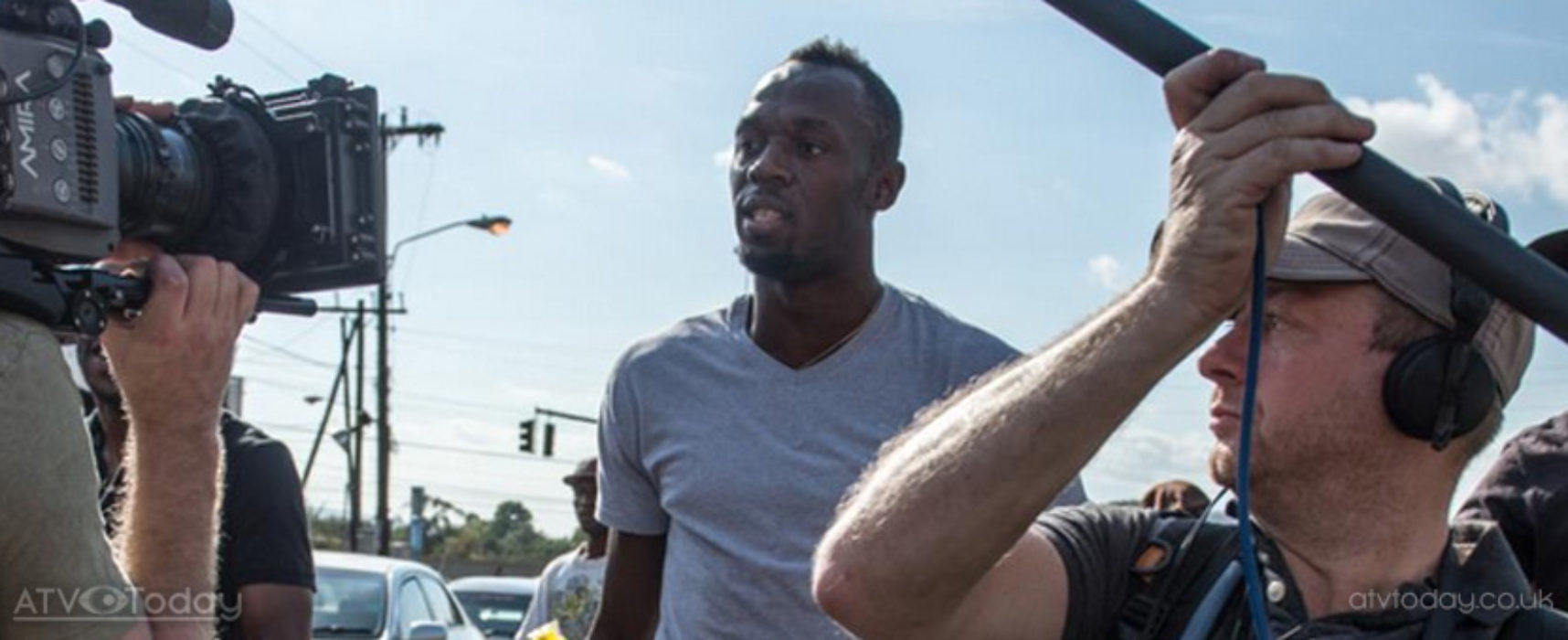 Old Trafford Soccer Aid match to feature Usain Bolt and Robbie Williams