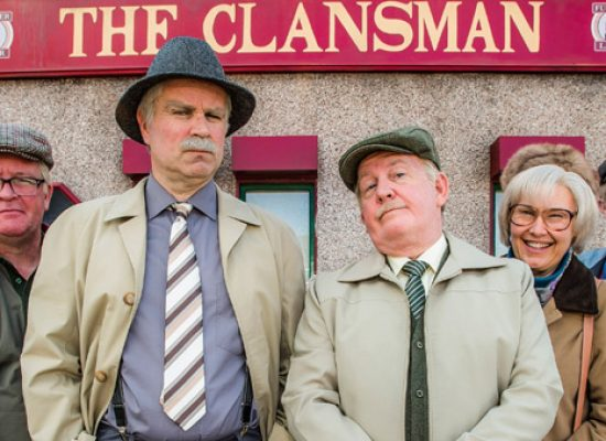 BBC One is Still Game for the final time