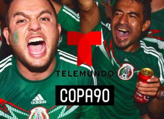 Telemundo searches for bilingual soccer influencers
