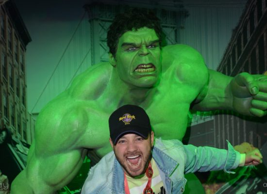 Blackpool 'Marvel' at latest Madame Tussauds arrival