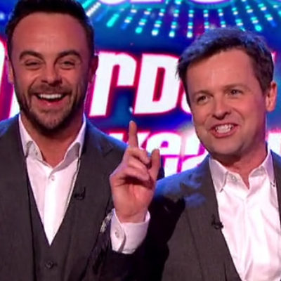 It's time for another Takeaway with Ant and Dec