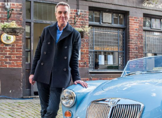 James Nesbitt talks Car S.O.S appearance