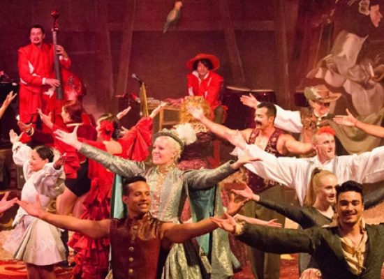 Giffords Circus present anniversary special My Beautiful Circus