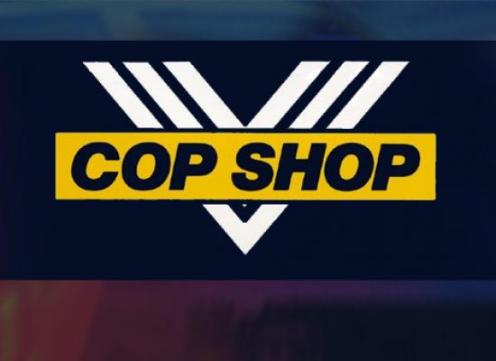Cop Shop Volume 7 out now