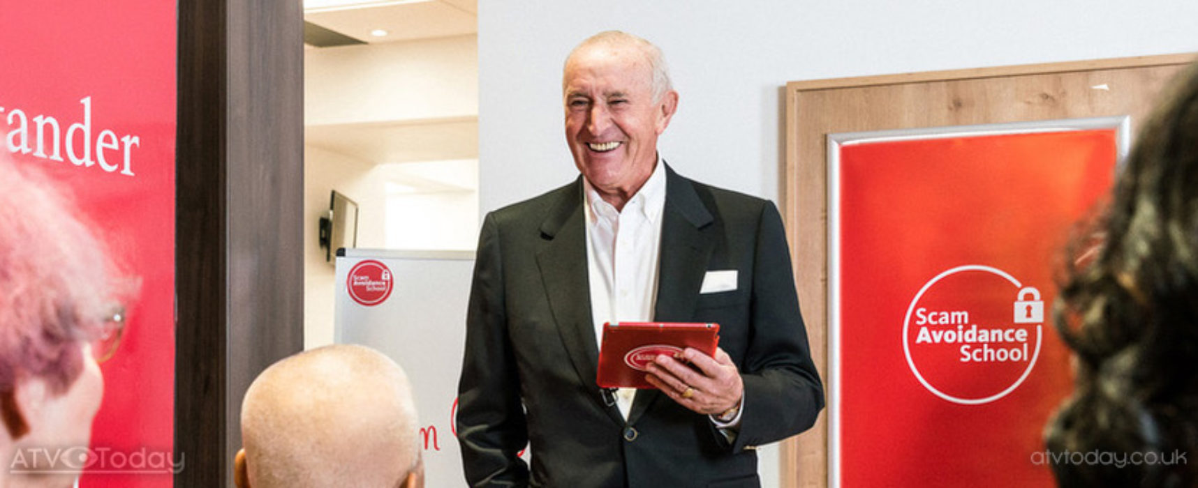 Len Goodman 'liked' his SCD 'clashes' with Brendan Cole