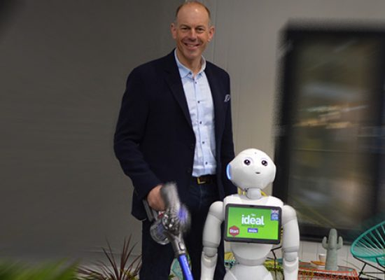 Phil Spencer launches 110th Ideal Home Show