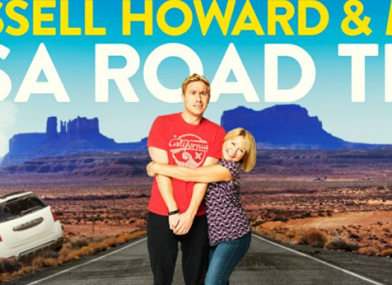 Russell Howard returns to Comedy Central with more Road Trip adventures with his mother