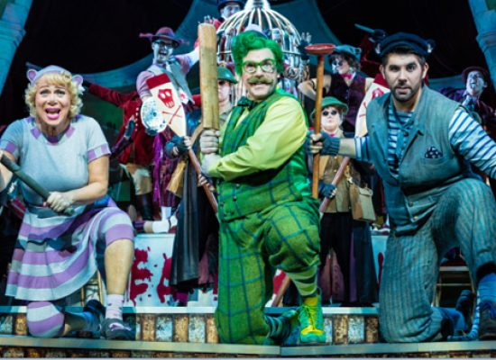 London Palladium's The Wind in the Willows gets cinema run