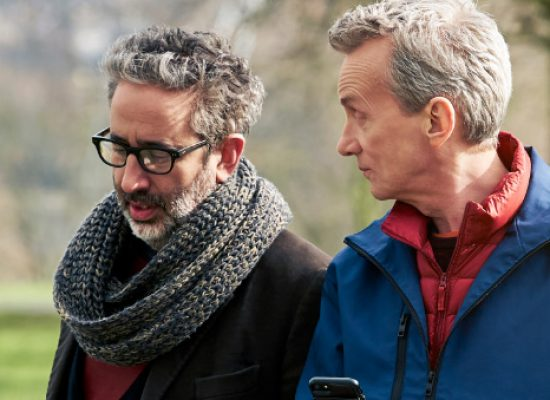 Frank Skinner and David Baddiel to reunite with the Lightning Seeds for BBC One