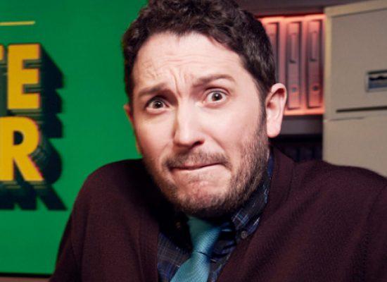 Jon Richardson is the Ultimate Worrier on UKTV