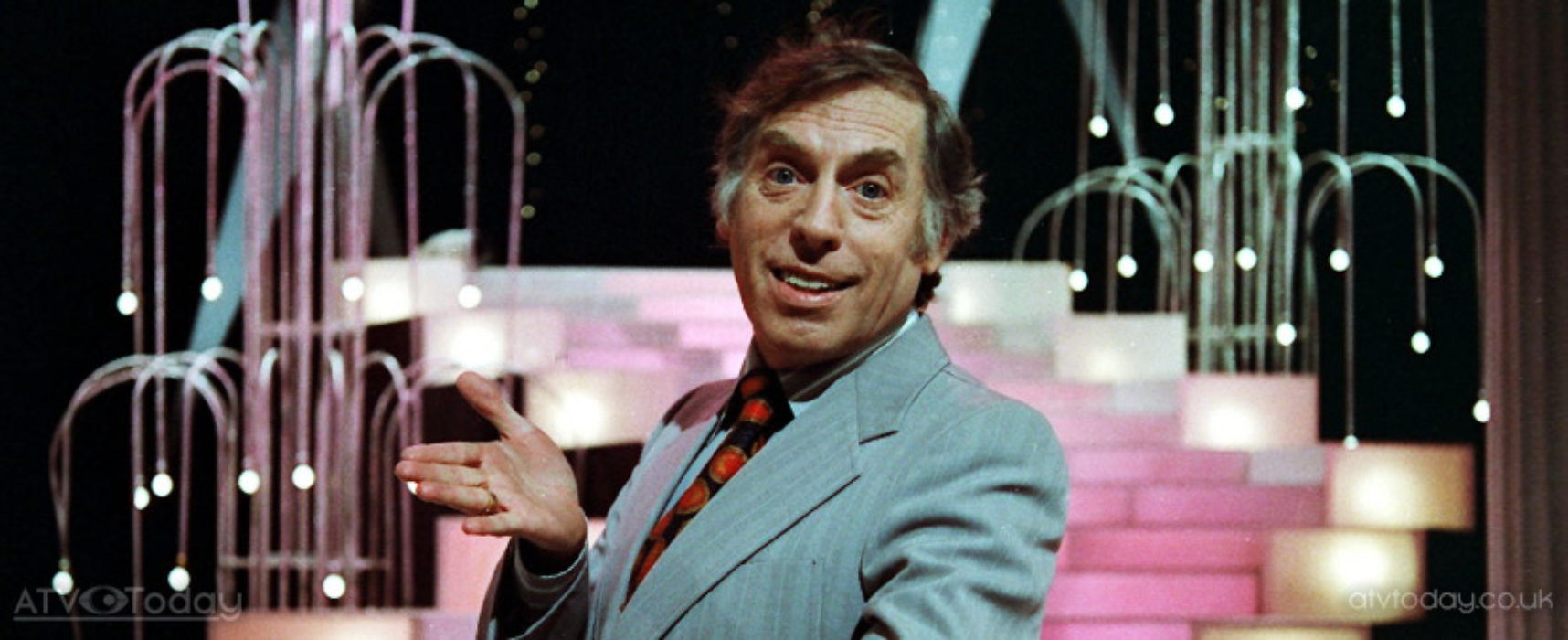 The life and comedy of Larry Grayson