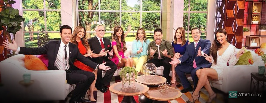 Telemundo launches new look morning show | ATV Today