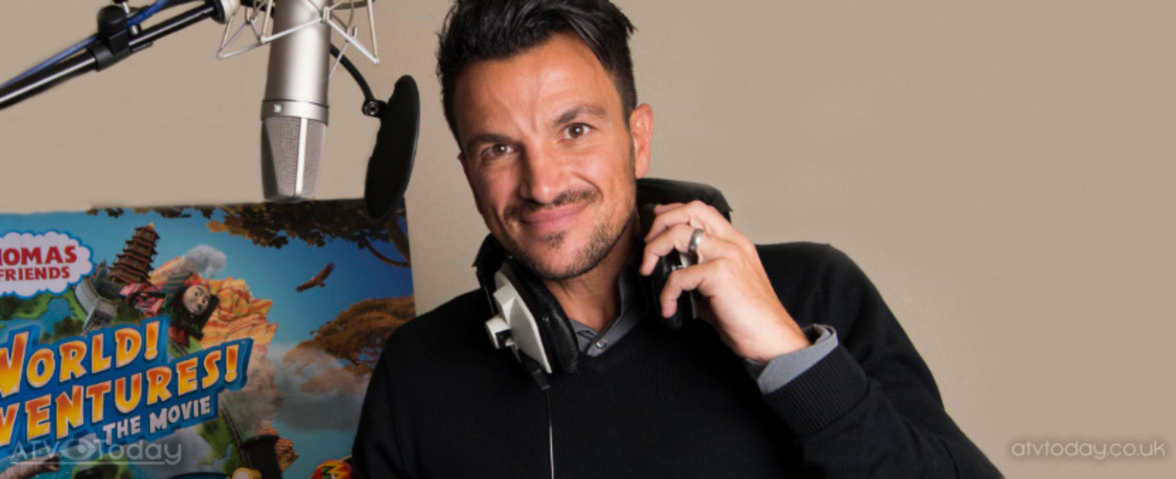 Peter Andre to front 'Family Food Adventure' on Lorraine