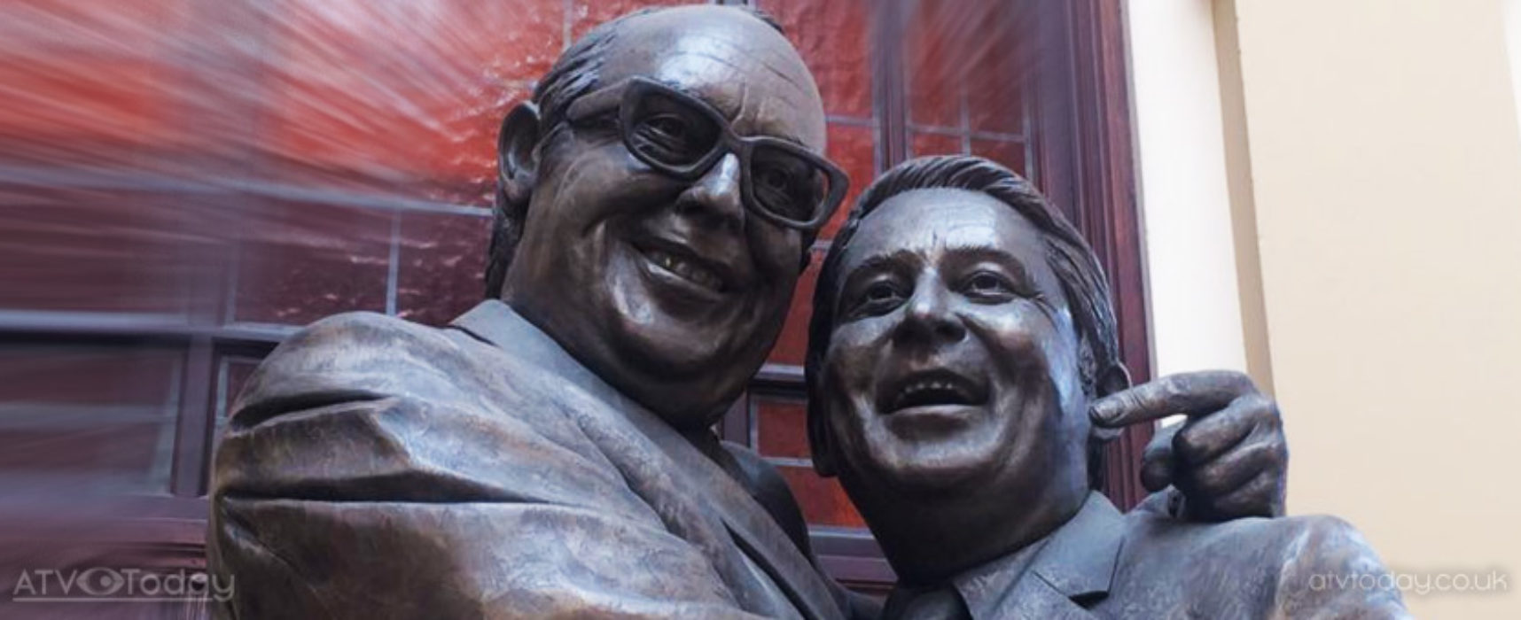 Morecambe and Wise in America to air on Gold