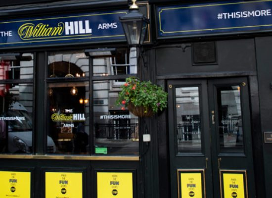 The William Hill Pub welcomes star names for World Cup