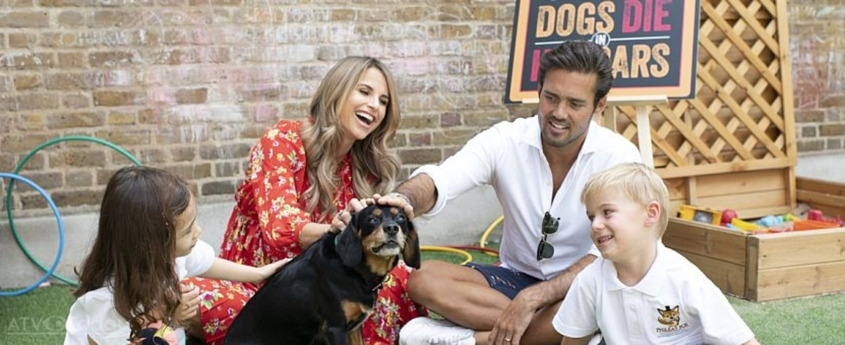 E4 reality series to follow Spencer Matthews and Vogue Williams