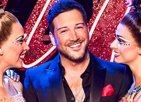 Matt Cardle joins cast of Strictly Ballroom The Musical