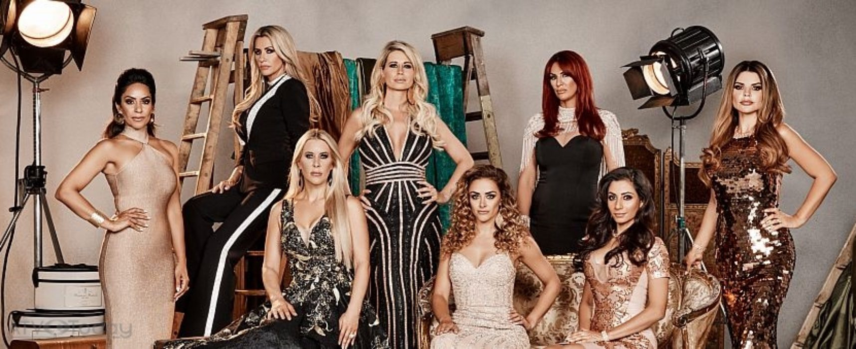 More from the Real Housewives of Cheshire for ITVBe