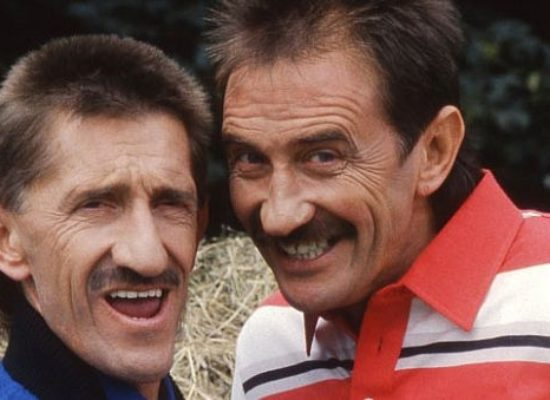 Barry Chuckle remembered