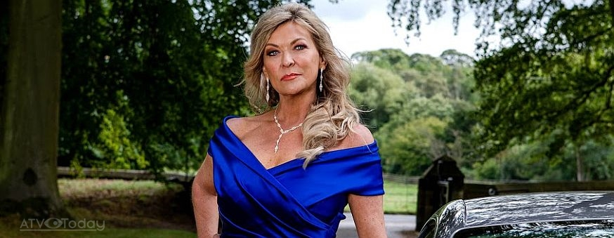 Claire King talks Emmerdale return | ATV Today