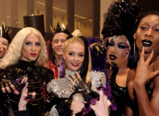 Disney Villains took to the catwalk at New York Fashion Week