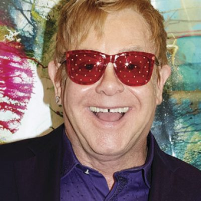 V&A collaboration with The Sir Elton John Photography Collection