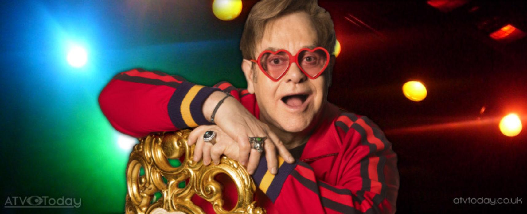 Elton John unites with Universal for music future