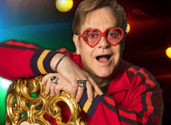 Elton John unites with Universal for music future