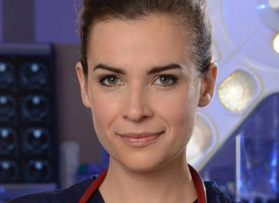 Camilla Arfwedson and Nic Jackman return to Holby City as Dawn Steele joins the series