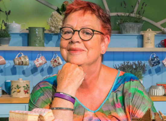 Bake Off winner David Atherton joins Jo Brand for an extra slice
