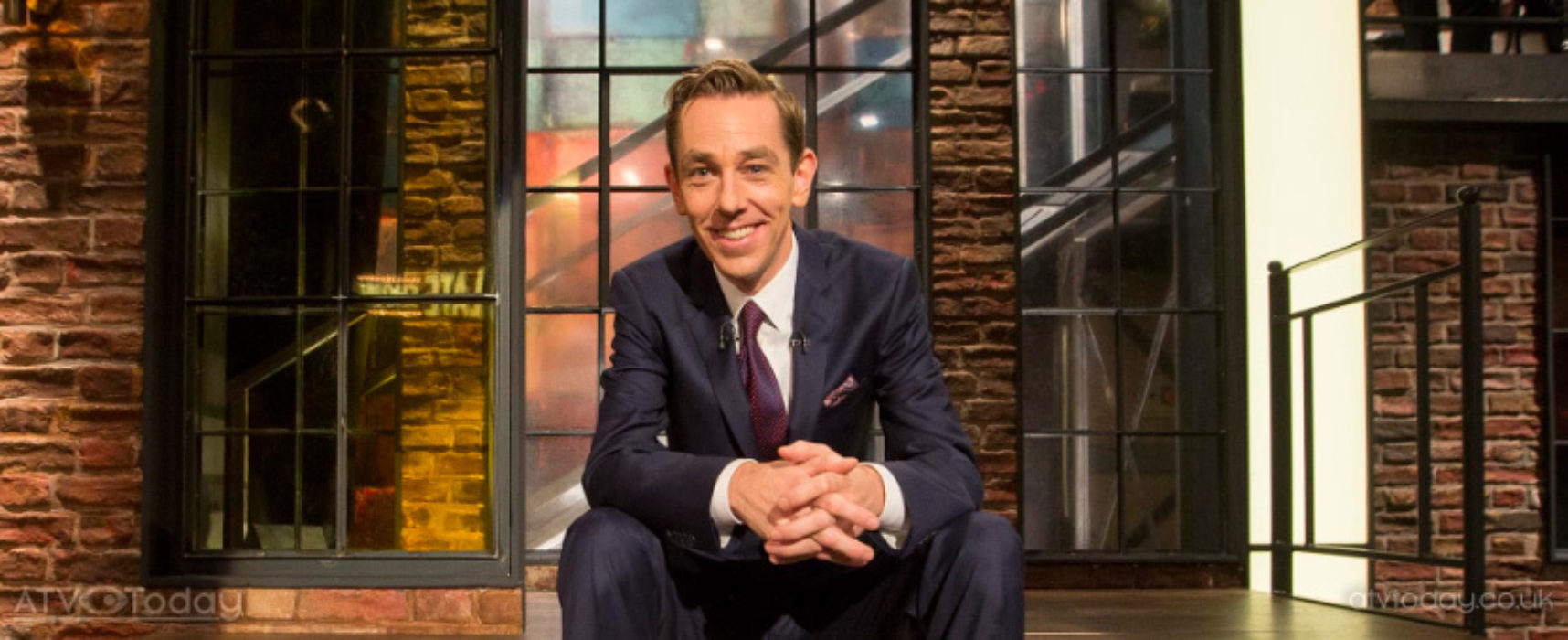 RTÉ's The Late Late Show to broadcast from London