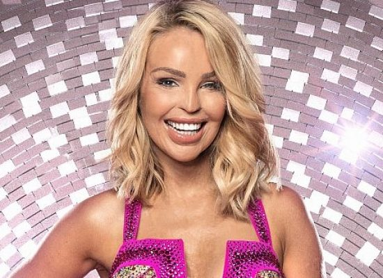 Katie Piper out of Strictly Come Dancing