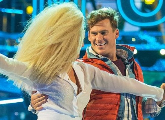 Lee Ryan leaves Strictly Come Dancing