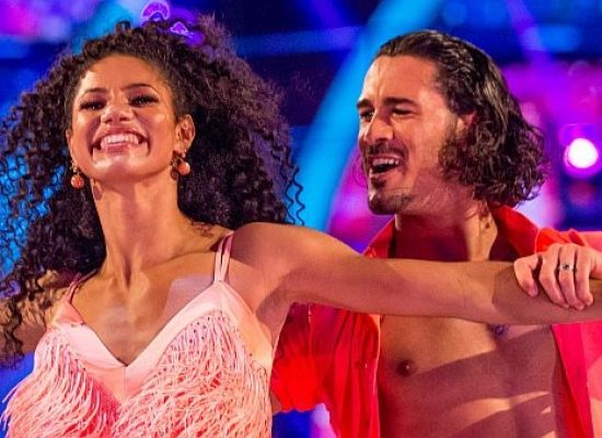 Vick Hope latest to depart Strictly Come Dancing