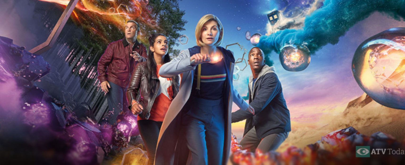 New Doctor Who apparel and jewellery launched