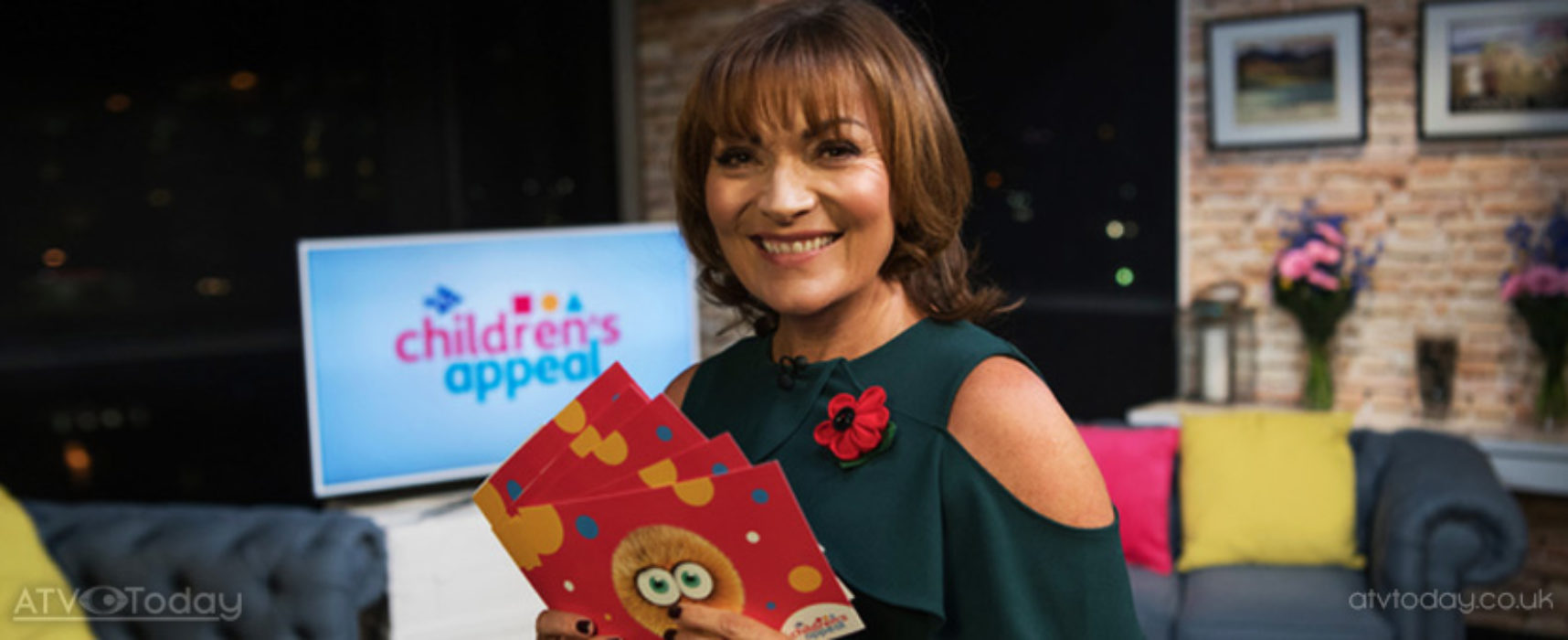 Lorraine Kelly joins STV for game show