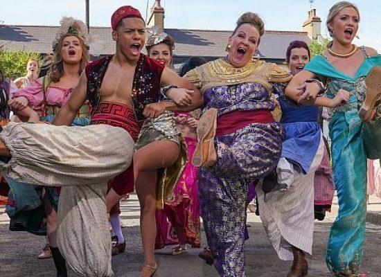 EastEnders cast in Disney medley for Children in Need